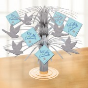 Blue Dove Centrepiece