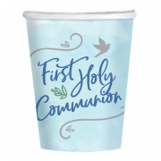 Blue Dove Communion Cups