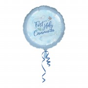 Blue Dove Foil Balloon
