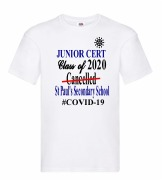 Blue Junior Cert T-Shirt