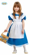 Blue Little Girl Costume