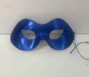 Blue Metallic Eyemask