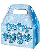 Blue Party Boxes