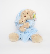 Personalised Teddy & Comforter