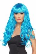 Blue Siren Wig