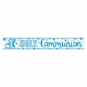 Blue Star Communion Banner