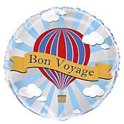 Bon Vayage Foil Balloon
