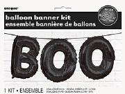 Boo Balloon Banner