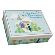 Boy Communion Keepsake