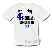 Boy's Quarantine T-Shirt