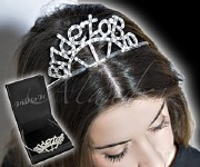 Deluxe Bride to Be Tiara