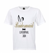 Bridesmaid Bunny T-Shirt