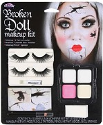 Broken Doll Make Up Kit