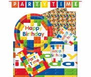 Building Blocks Party Bundle