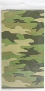 Camo Party Tablecover