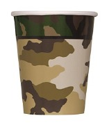 Camo Party Cups