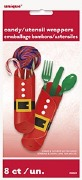 Candy and Cutlery Wrappers
