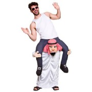Carry Me Arab Costume