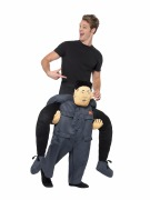 Carry Me Dictator Costume