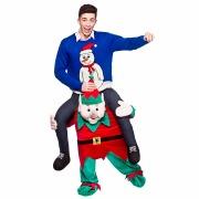 Carry Me Elf Costume