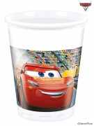 Cars 3 Party Cups