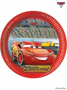 Cars 3 Party Plates