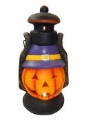 Ceramic Pumpkin Lantern