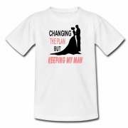 Changing The Plan T-Shirt