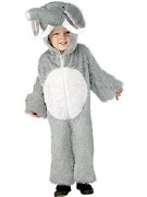 Childs Elephant Costume