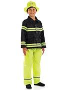 Childs Fireman Costume