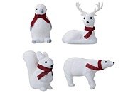 Christmas Polyfoam Animals