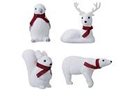 Christmas Polyfoam Animals