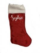 Personalise Christmas Stocking