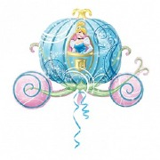 Cinderella Party Balloon