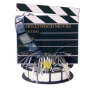 Clapper Board Centerpiece