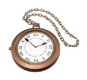 Clock Medallion Chain