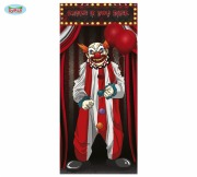 Clown Door Decoration