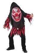 Clown Mad Creeper Costume