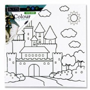 Colour My Canvas Castle