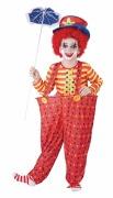 Colourful Clown Costume