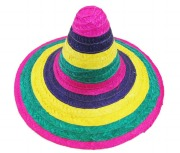 Coloured Sombrero