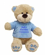 Small Communion Boy Teddy