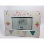 Communion Girl Deluxe Frame