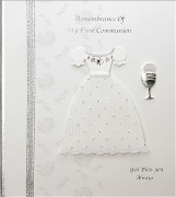 Girl Communion Keepsake