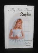 Communion Girl Prayer Book