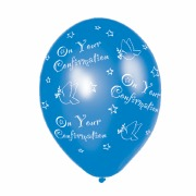 Confirmation Balloons