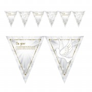 Confirmation Pennant Banner