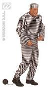 Convict Costume.