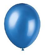 Cosmic Blue Balloons