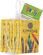 Crayons Party Favours
